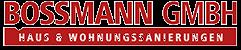 Bossmann Kalsruhe-Pforzheim | Sanierung und Renovierung aus einer Hand Logo